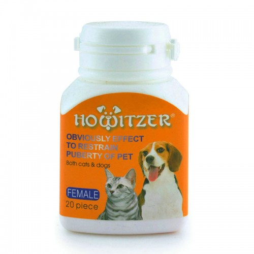 Howitzer Obviously Effect To Restrain Puberty Of Pet For